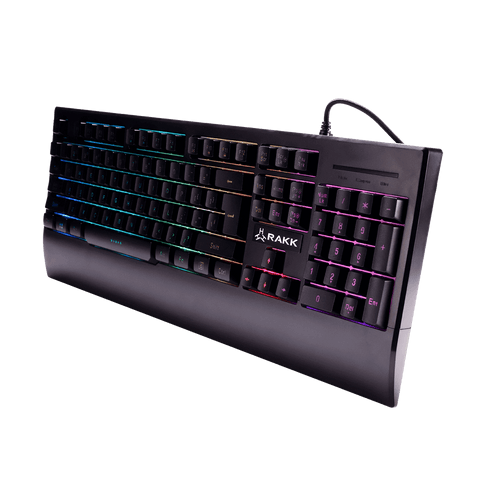 Rakk Sari RGB Gaming Keyboard Usb