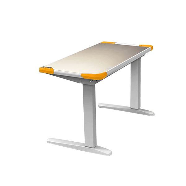 RAKK Mabi XL Adjustable Gaming Desk White