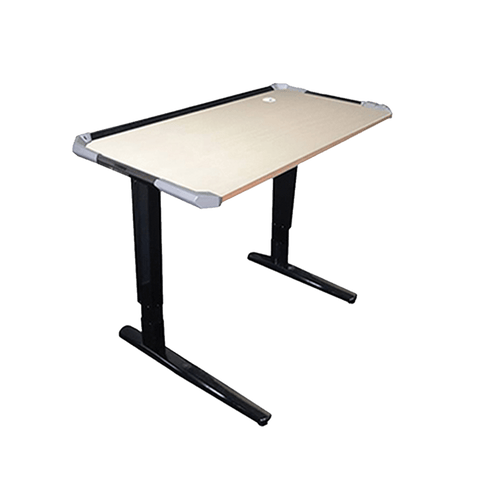 RAKK Mabi XL Adjustable Gaming Desk Black