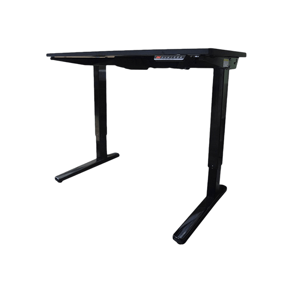 RAKK Lagip XL Adjustable with Memory Desk Black