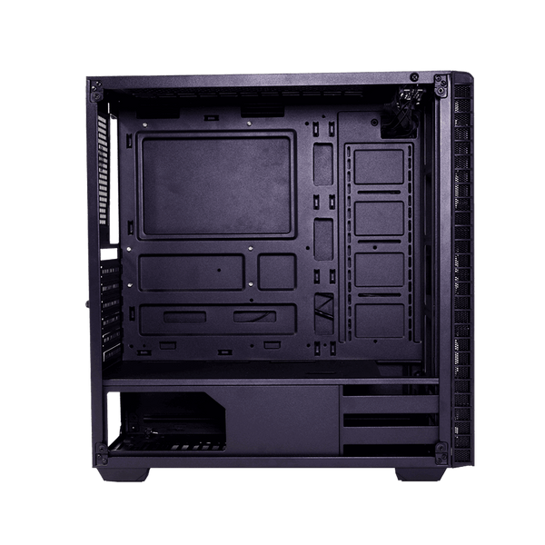 Rakk Hawani Gaming Case Black
