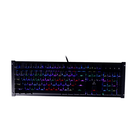 Rakk Kimat XT.2 Brown RGB Mechanical Gaming Keyboard