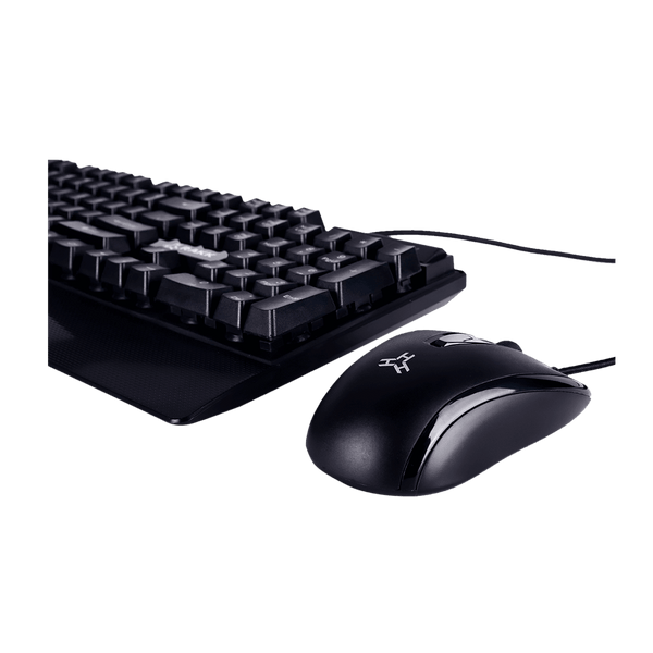 Rakk Aptas Gaming Keyboard and Mouse Bundle