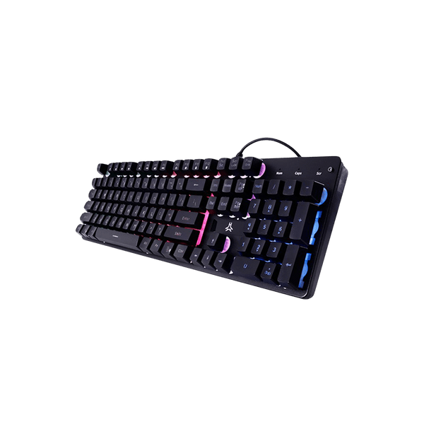 Rakk Sahaya RGB Illuminated Gaming Keyboard