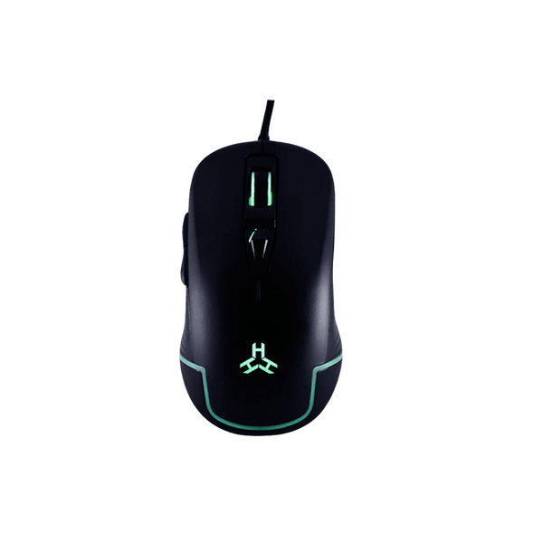 Rakk Alti Illuminated Gaming Mouse RGY
