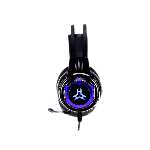 RAkk Karul Illuminated Gaming Headset Blue Bulk