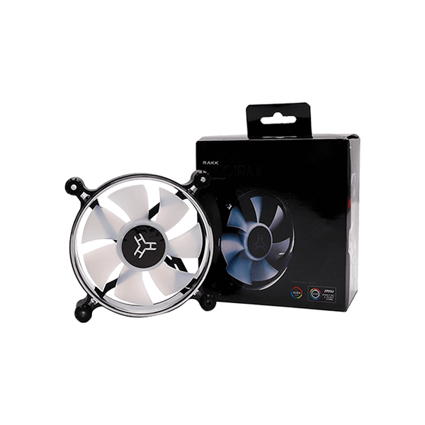 Rakk Spectra 2 with Fan Hub Kit