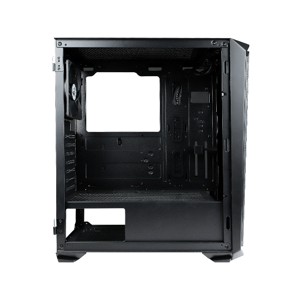 Rakk Haliya ATX Gaming Case Black