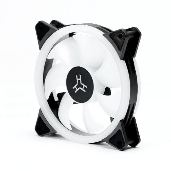 RAKK Maris Pro PC Lighting Kit 3x120mm Fan RGB