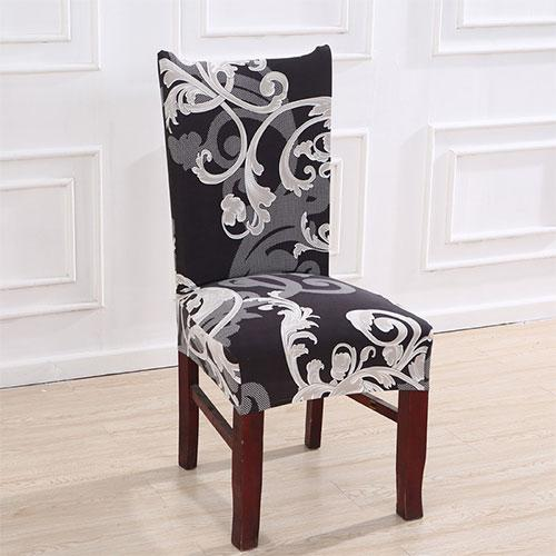 Universal Stain resistant Washable Stretch Dinning Chair Office Chair Covers