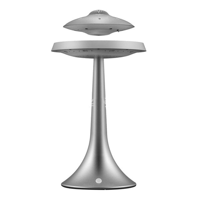 Moxo UFO Magnetic levitation bluetooth speaker and LED lamp