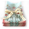 """Gumnut Paradise"" Linen Napkins - Sky Blue - SET OF 4"