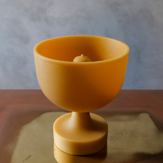 Chalice + replaceable insert