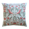 """Gumnut Paradise"" Linen Cushion Cover - Sky Blue"