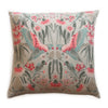 """Gumnut Paradise"" Linen Cushion Cover  - Wheat"