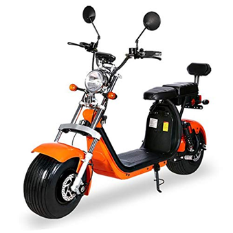 Electric Scooter UAE City Coco Harley - Rafplay : Kick Scooters