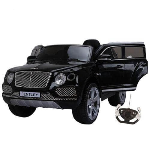 Raf Electric Ride on  Licensed Bentley Bentayga 12V children's Battery Operated Electric Ride On for kids - rafplay