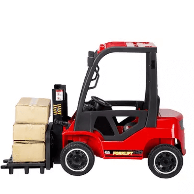 Ride on 12 v Forklifter Power Rider with 2 seats