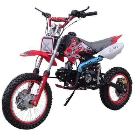 RX Falcon 110CC Dirt Bike