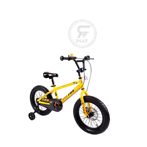"Megawheels  B- Cool  fat Kids bike 16"" ASSORTED"