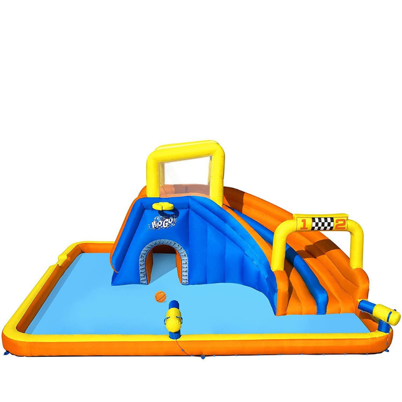 """Inflatable H2OGO!® Super Speedway Mega Water Park - 551 x 502 x 265 """