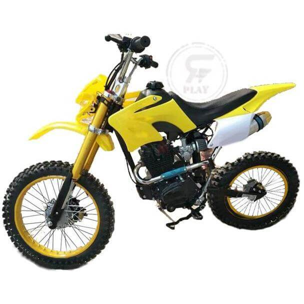 VFX Falcon 150 CC  MONSTER DIRT CROSS BIKE  ELECTRIC KEY START With headlights