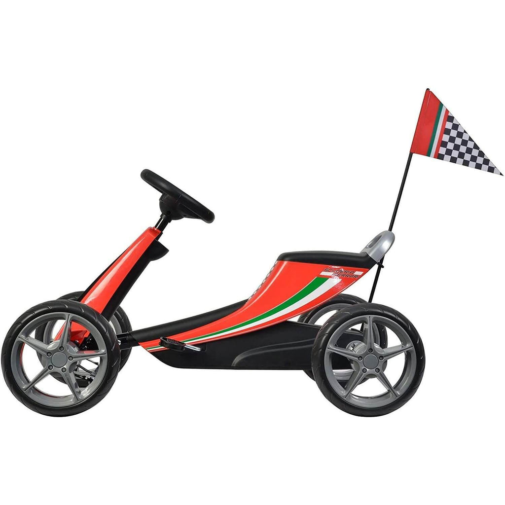 ferrari go kart for kids