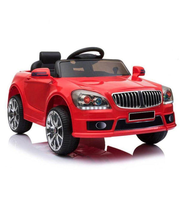 Ride on 6 v Convertible sports car for kids with remote control