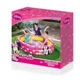 Bestway Minnie Mouse Inflatable 3-Ring Pool 282L