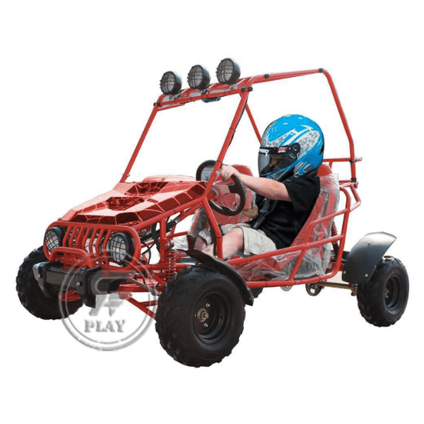 125CC Off Road Go Kart Buggy For Kids - MGA STAR MARKETING