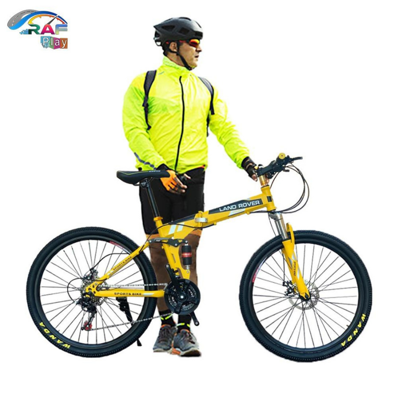 "Foldable 26 "" Land rover Mountain  Bike"