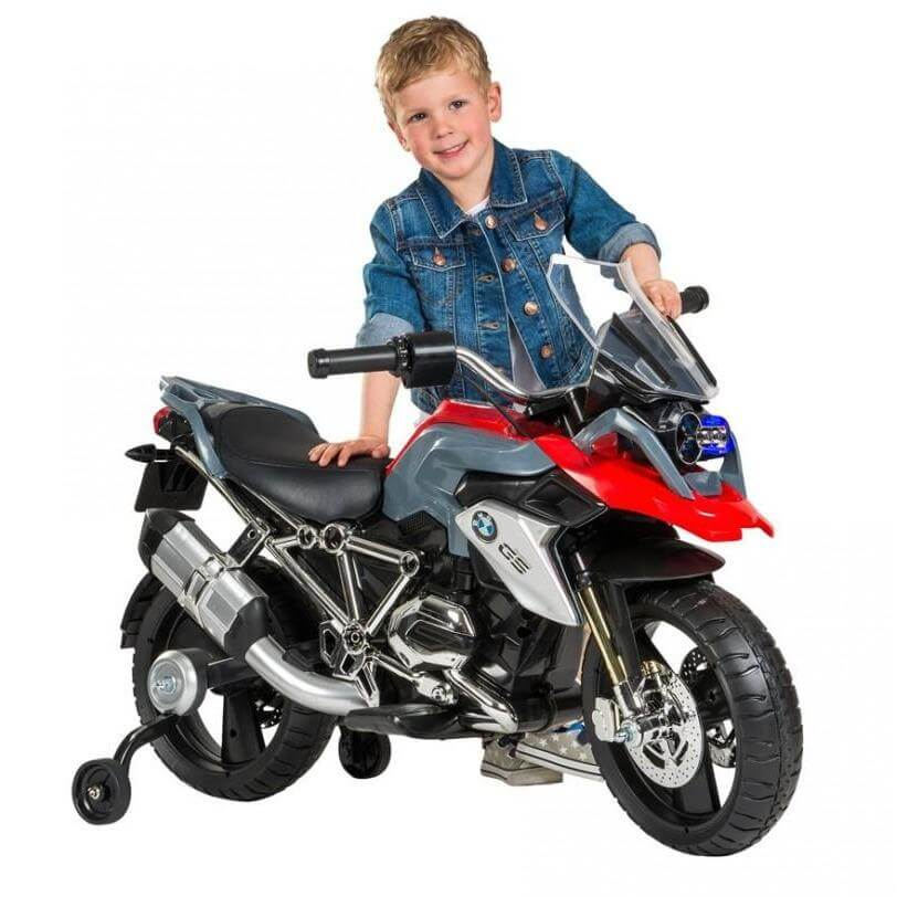 Raf Kids Sports BMW GS  Motorcycle 12 v - rafplay