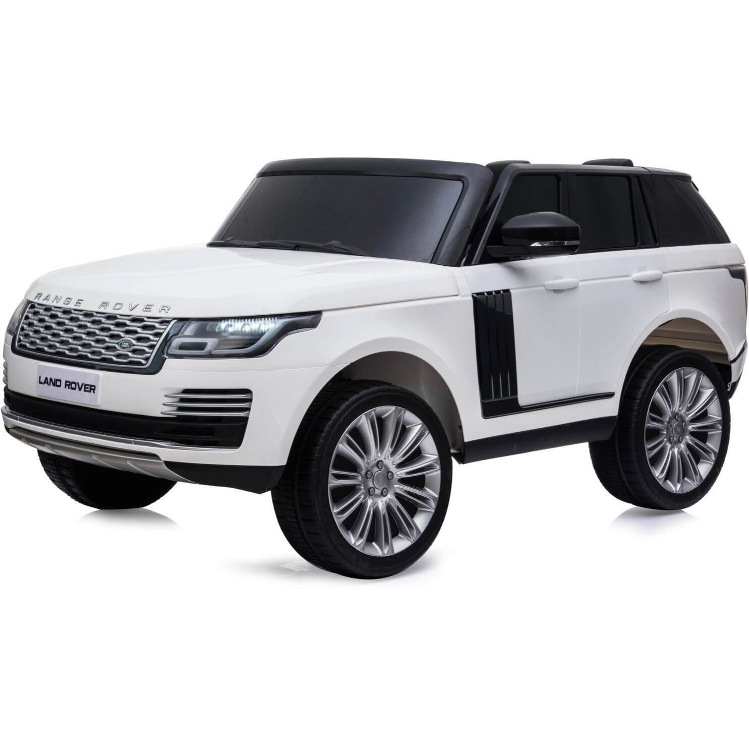 RIDE ON  12 V ELITE  LICENSED RANGE ROVER VOGUE HSE 4WD 2 SEATER  SUV
