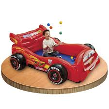 Bestway Hot Wheels Ball Pits Red