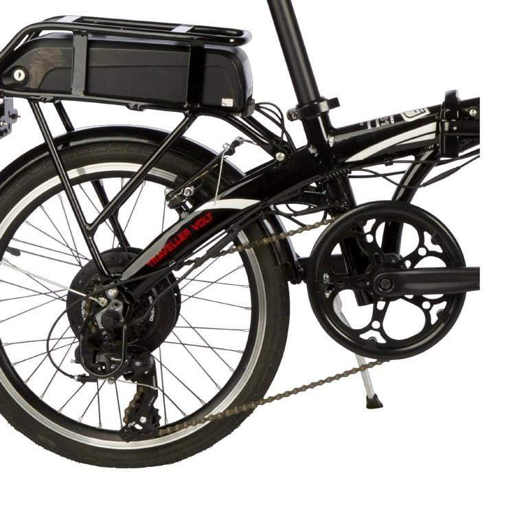 "Electric 16"" Fluid  Foldable E Bike with Alloy Bike - rafplay"