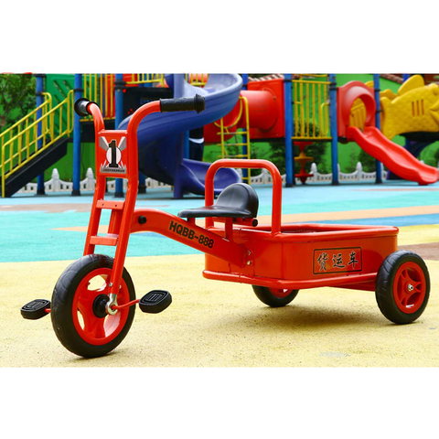 Metal Cargo Tricycle With single seat