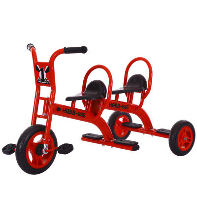 Metal 2 seater Super Strong Bicycle with Foot rest