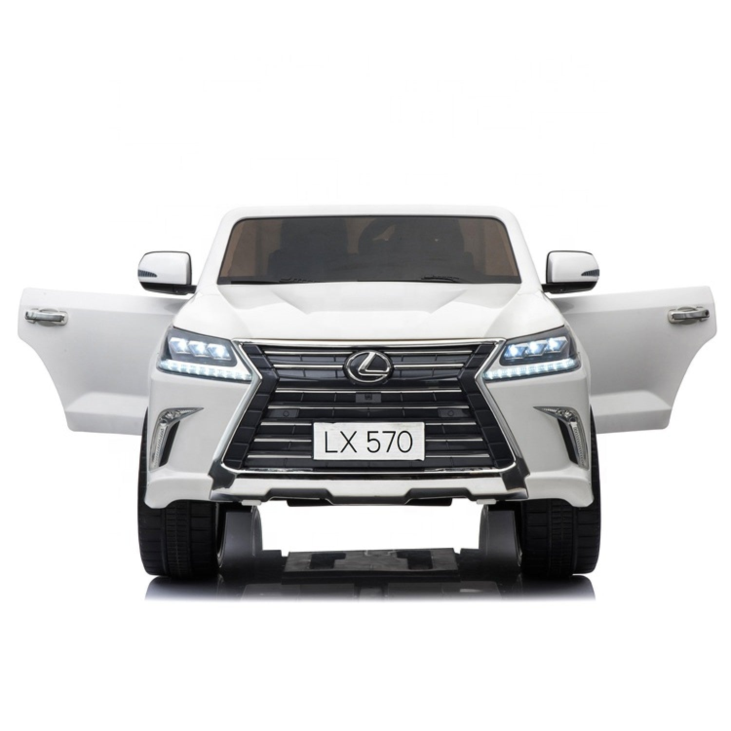 Licensed Lexus LX 570 4X4 SUV by RAFPLAY
