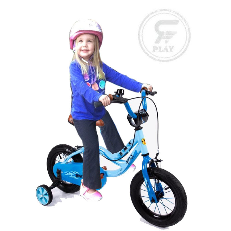 "MegaWheels 12"" inch BMX Kids BICYCLE With Training wheels - ASSORTED"