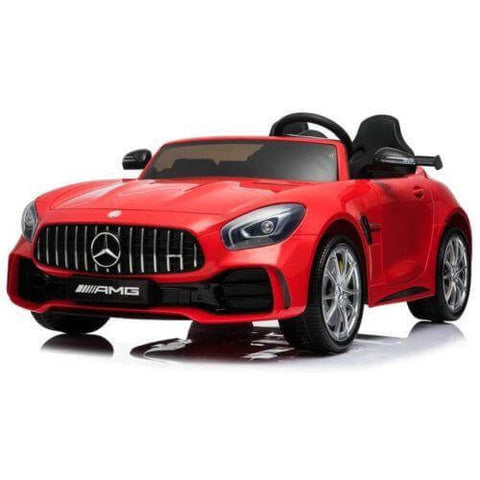Raf Premium Designed Licensed ride on  Mercedes Benz AMG GTR Twin Seater for kids - rafplay