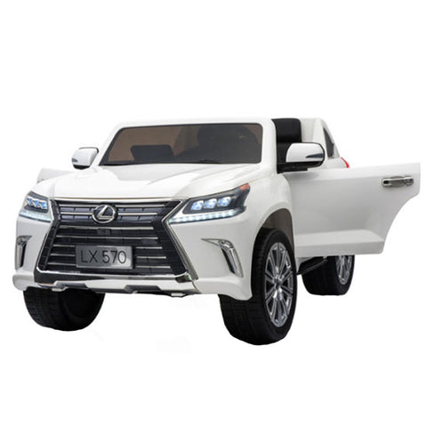 Raf Authorized ride on LX 570 PREMIUM Lexus   SUV 4X4 With R/C for kids - rafplay