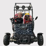 Rafplay Off Road Fuel Go Kart Buggy 125 cc - Black - rafplay
