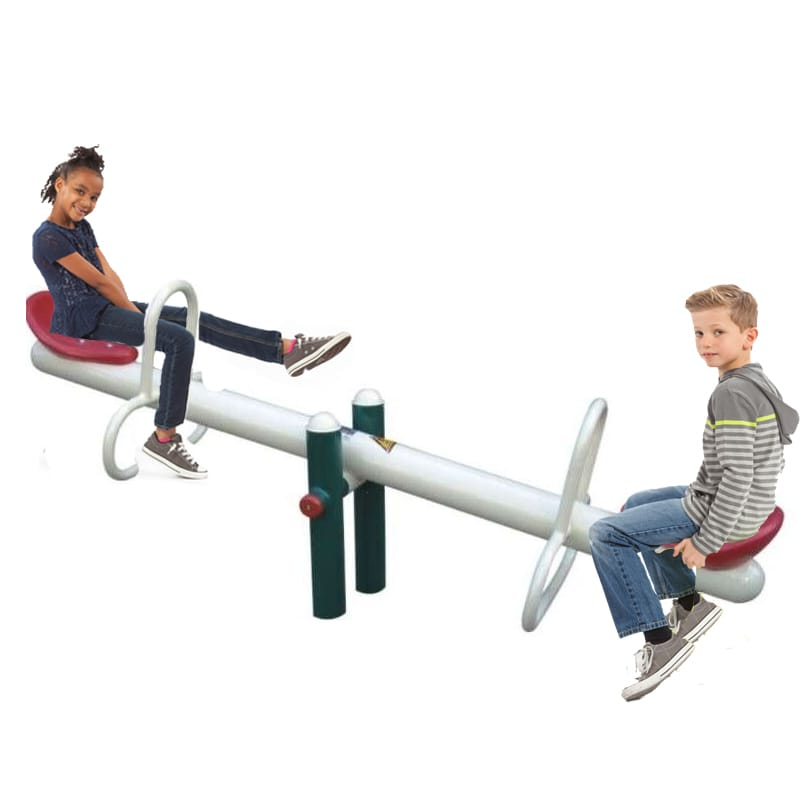 Ride n Shine Spring Metal  Spring saw- 2 seats  - Assorted  Colors - rafplay