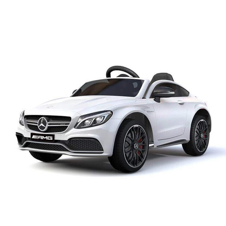 Raf Kids Electric Licensed Ride on MERCEDES C63 Cruiser AMG 12V for kids - rafplay