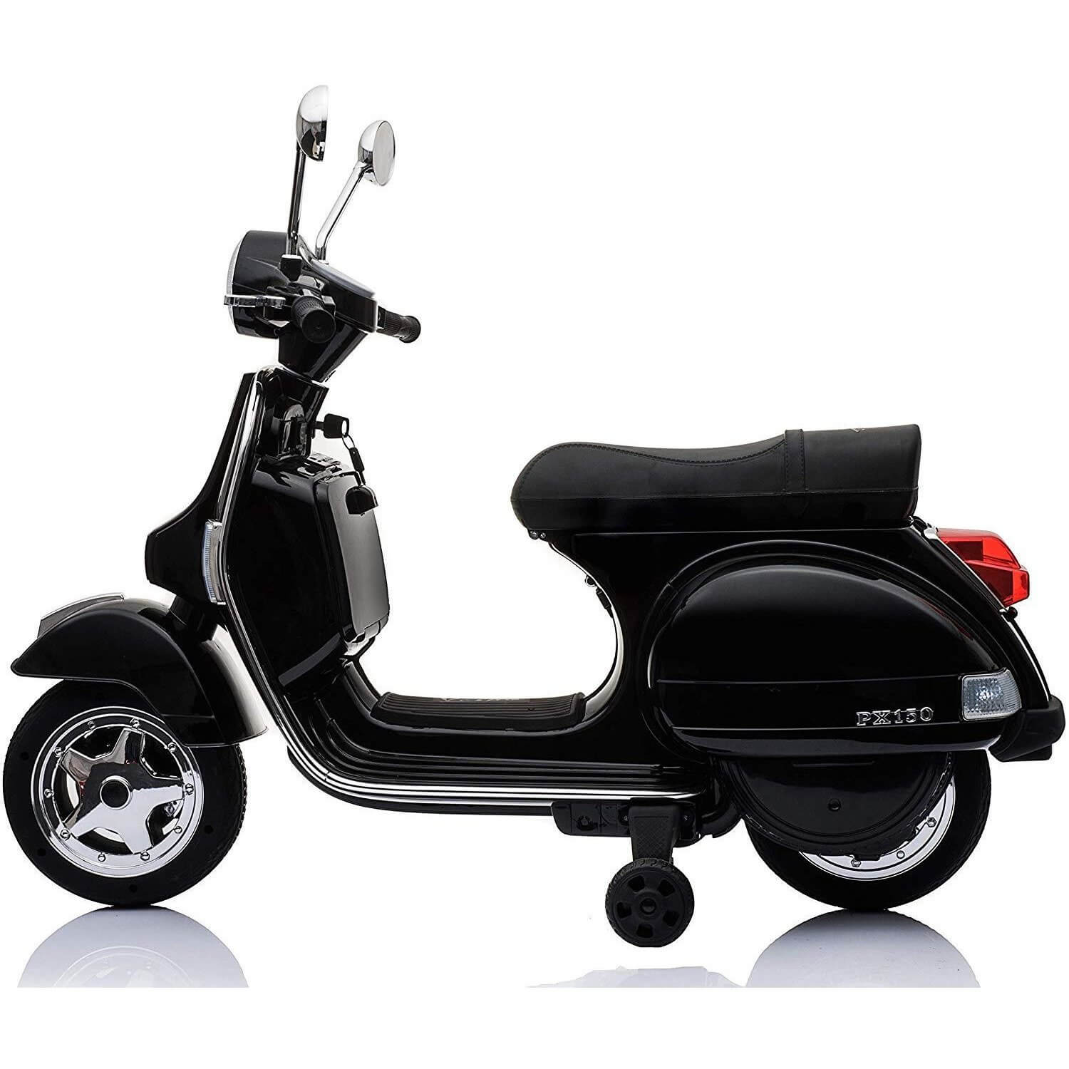 Raf  Ride on genuine Licensed Vespa PX150 kids scooter for kids - rafplay