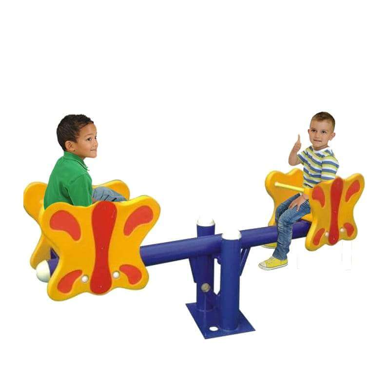 Metal Seal Rocker See Saw - 2 seats  - Assorted  Colors - rafplay