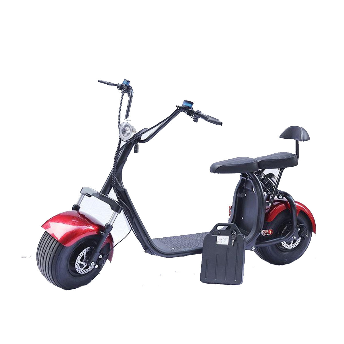 COCO HARLEY STATION SCOOTER WITH 60 V  REMOVABLE BATTERY - Rafplay