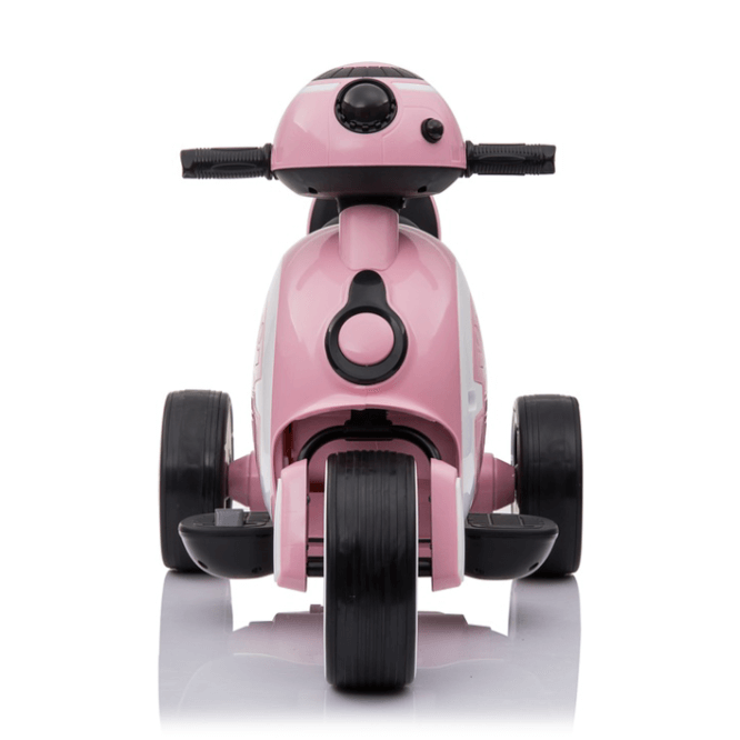 Raf Ride on HiFi RoboCop Design MOtoBike with USB for kids - rafplay