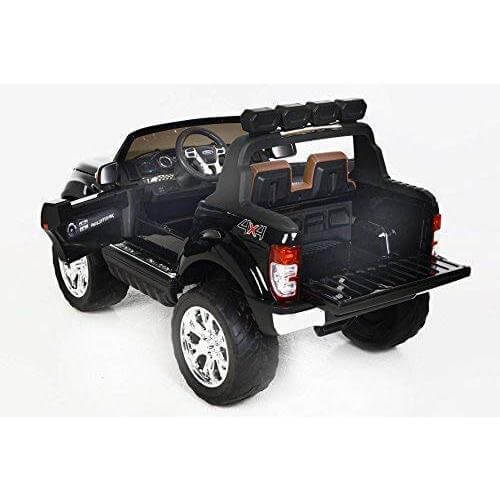 Raf Limited Edition  4X4  Licensed Ford Ranger Ride on Wildtrack Car for kids With Leather seats and ev Tyres & LCD Screen - rafplay