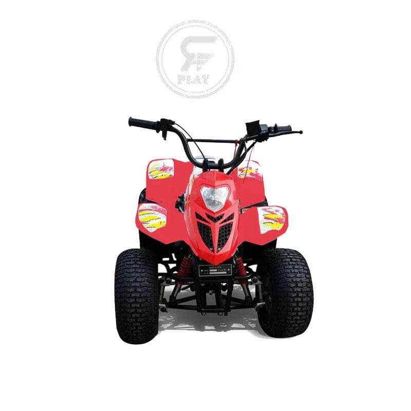 Fuel /  Power Atvs & Quads - TORNADO 80 cc